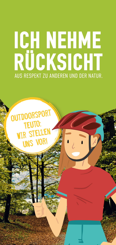 Flyer: Fair im Wald