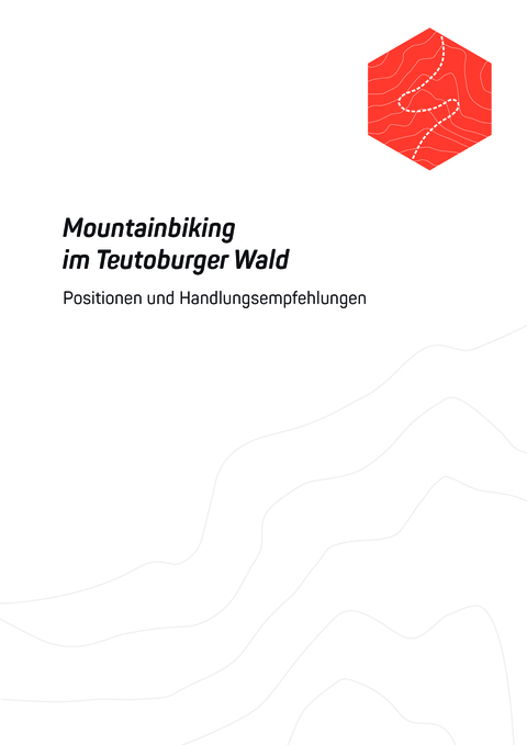 Positionspapier: Mountainbiking im Teutoburger Wald
